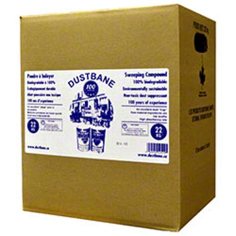 dustbane sweeping compound 22 kg merchants paper company
