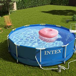 Piscine Tubulaire 3 66 : intex tubulaire piscine intex 4x2 idea mc ~ Melissatoandfro.com Idées de Décoration