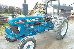 New Holland-ford 3230 Pdf Service Manual Download