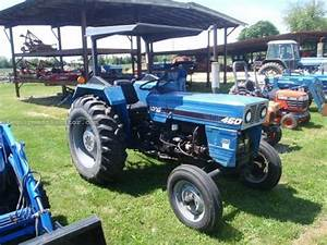 Long 460 Tractor Specifications