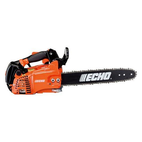 ECHO 14 in. 35.8cc Gas Chainsaw CS 355T 14   The Home Depot