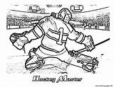 Hockey Coloring Goalie Nhl Printable Yescoloring Sheets Players Colouring Ice Boys Coloringpage Crafts Chicago Printables Cold Teams Mom Equipment Birthday sketch template
