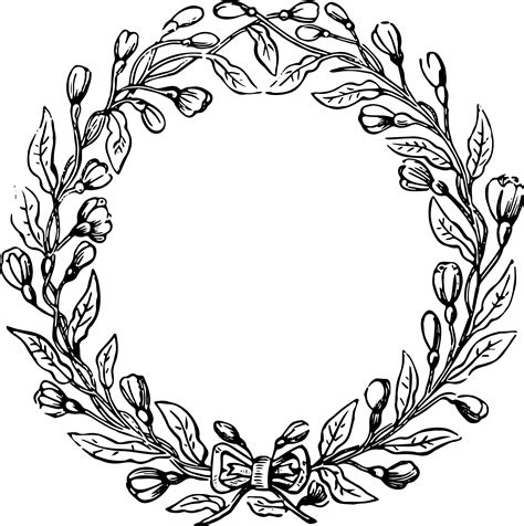 laurel wreath clipart   clip art