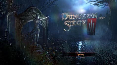 dungeon siege 3 steam dungeon siege iii demo released on pc consoles neoseeker