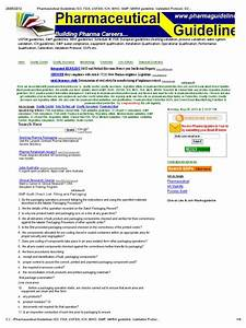 Pharmaceutical Guidelines Iso  Fda  Usfda  Ich  Who  Gmp