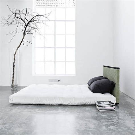 Tatami Sofa Bed  Futon + 2 Almofadas Traseiras + Tatami