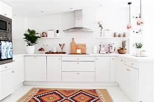 notre nouvelle cuisine With kitchen colors with white cabinets with creation en papier