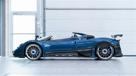 old pagani horacio s pagani zonda hp barchetta is drop dead gorgeous