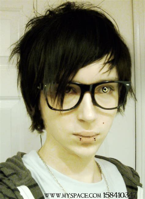 Short Hairstyles Emo Hairstyle For Women And Man