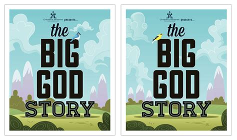 The Big God Story By Daabcreative On Deviantart