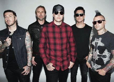 avenged sevenfold discography line up biography interviews