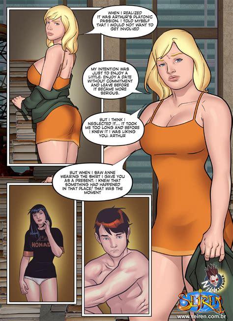 Oh familia11 comic porno Seiren Oh Familia 5 Xxx Comics Cloudy Girl Pics