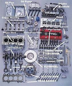 Vtec Engine Parts