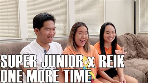 One More Time (reaction Video)