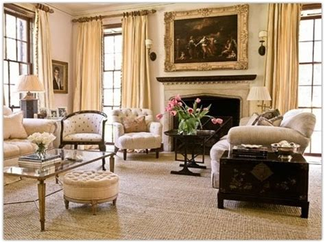 Living Room Traditional Decorating Ideas, Beautiful
