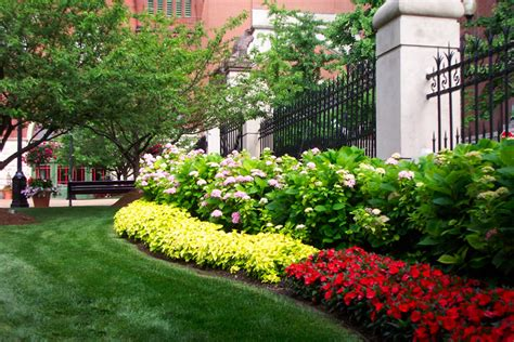 industrial landscaping ideas how commercial landscaping can improve your business