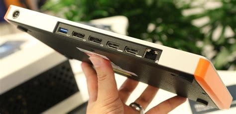 Intel, Inventec demo Thunderbolt 3-based external graphics