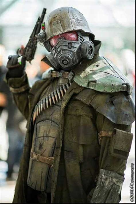 Ncr Ranger Armor Cosplay Fallout New Vegas Fallout