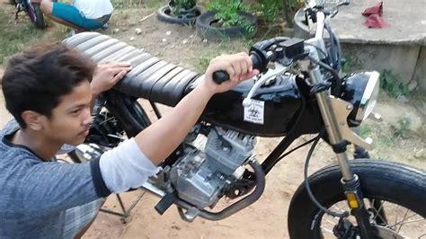 Gl Pro Modif Cb by Cb Japstyle Padang Modifikasi Motor Japstyle Terbaru