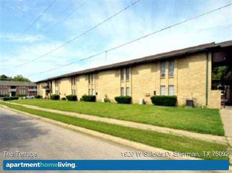 the terrace apartments the terrace apartments sherman tx apartments for rent