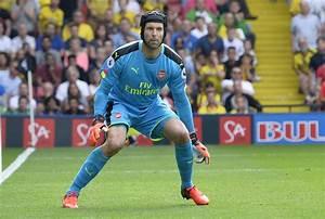 Arsenal goalkeeper Petr Cech enters 2017 Guinness Book of ...