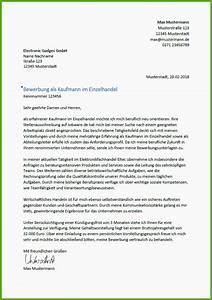Bewerbung Als Kaufmann Im Einzelhandel : bewerbung vorlage einzelhandel 11 designs im jahr 2019 ~ Watch28wear.com Haus und Dekorationen