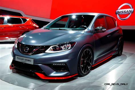 Paris Debuts - 2014 Nissan Pulsar NISMO Concept