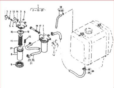 Bobcat 763 Hydraulic Line Diagram by Solved Where Is The Fuel Filter Located On A 743 Bobcat