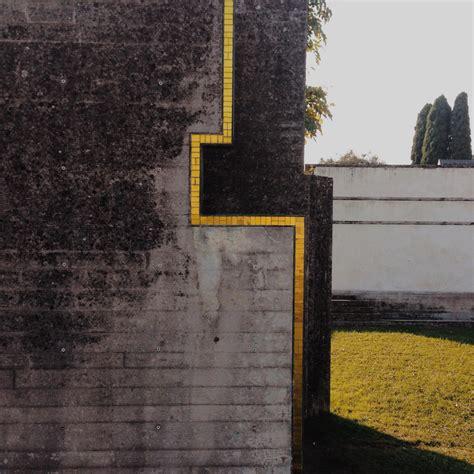 carlo scarpa noble concrete   brion cemetery