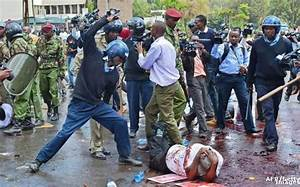 Kenya Police ranked 3rd most dangerous and corrupt police ...