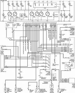 Instrument Cluster Wiring Diagram Of 1997 Chevrolet Camaro
