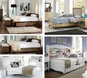 Beautiful, Space, Saving, Bedroom, Ideas