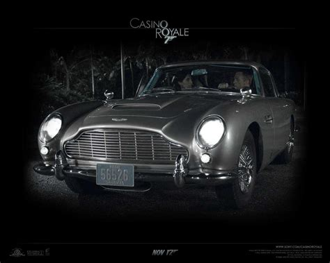 007 Car Wallpaper by Casino Royale Images Casino Royale Hd Wallpaper And