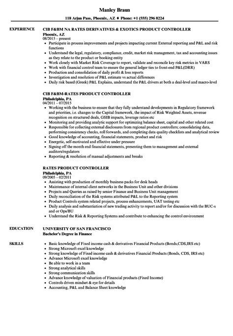 product controller resumes keywords daily resume resume