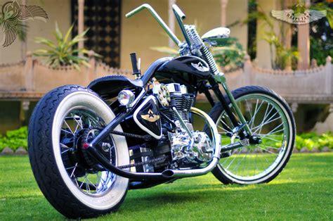 Custom Motorcycles : Rajputana Custom Motorcycles