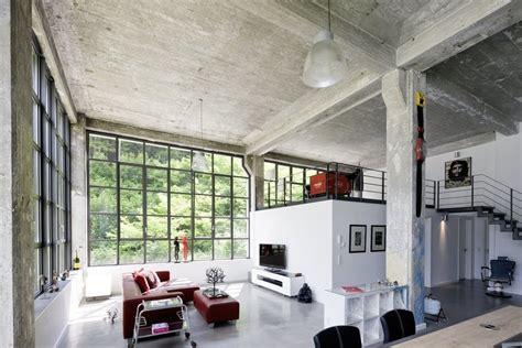Loft Der Moderne Lebensstilmodernes Loft Design 2 by Modernes Loft In Alter Fabrik Innenarchitektur