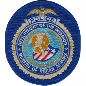 sheriff isaac walkingstick united states department of the interior bureau of indian affairs