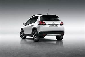 Peugeot 2008 2017 Prix : 2016 peugeot 2008 facelift doesn t look half bad autoevolution ~ Medecine-chirurgie-esthetiques.com Avis de Voitures