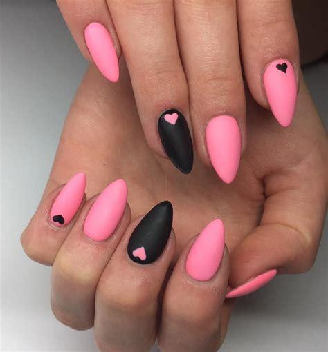 colori unghie smalti rosa grigio opachi stylish pins