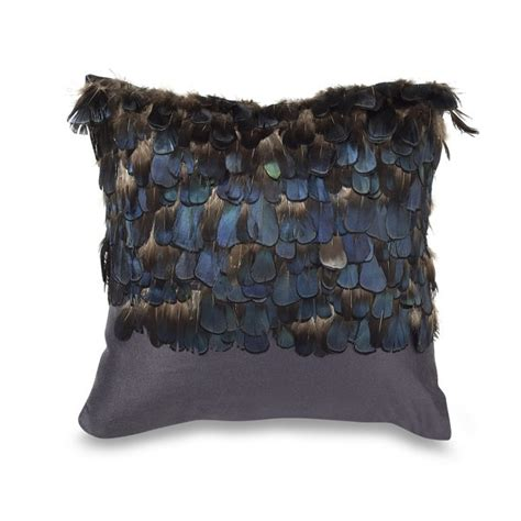 miller feathers decorative pillows pin by donna la croix on for the home
