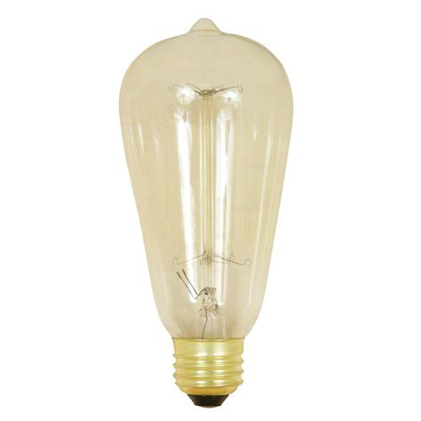 feit electric 40 watt soft white st19 incandescent