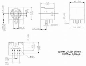 Ta 0064  Diagram Further 4 Pin Din Connector Pinout On