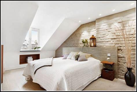 Ideen Wandgestaltung Dachschräge by Schlafzimmer Ideen Wandgestaltung Dachschr 228 Ge