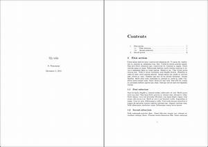 how can i get a title page with the latex article class With latex apa style template