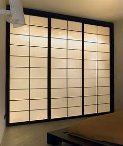 Cloisons Mobiles : shoji cloison amovible coulissante by cinius ~ Melissatoandfro.com Idées de Décoration