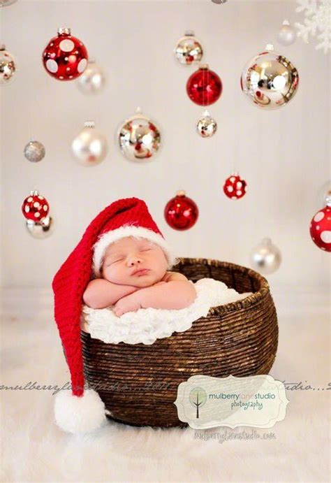 newborn christmas photo picture ideas pinterest