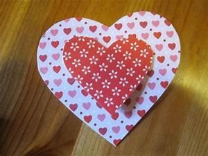 Herz Aus Papier Basteln : lesezeichen basteln einfache bastelideen f r erwachsene ~ Lizthompson.info Haus und Dekorationen