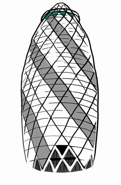 Gherkin Drawing Clipartmag