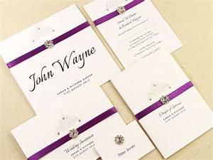 Wedding invitation ideas images wedding dress for Diy wedding invitations ideas