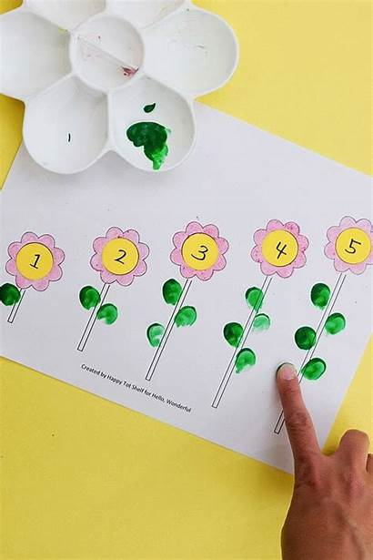 Preschool Activities Learning Sequencing Student Through Matching